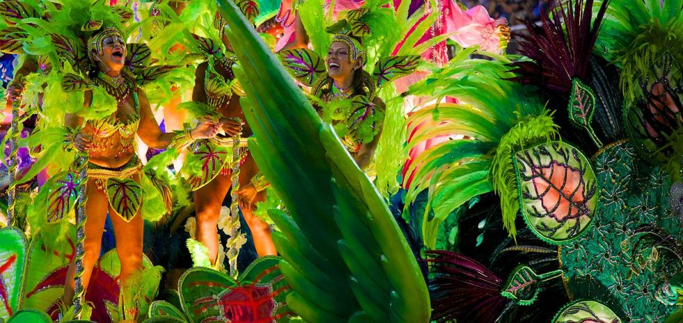Nicolás Veracierta - Carnaval Brasil